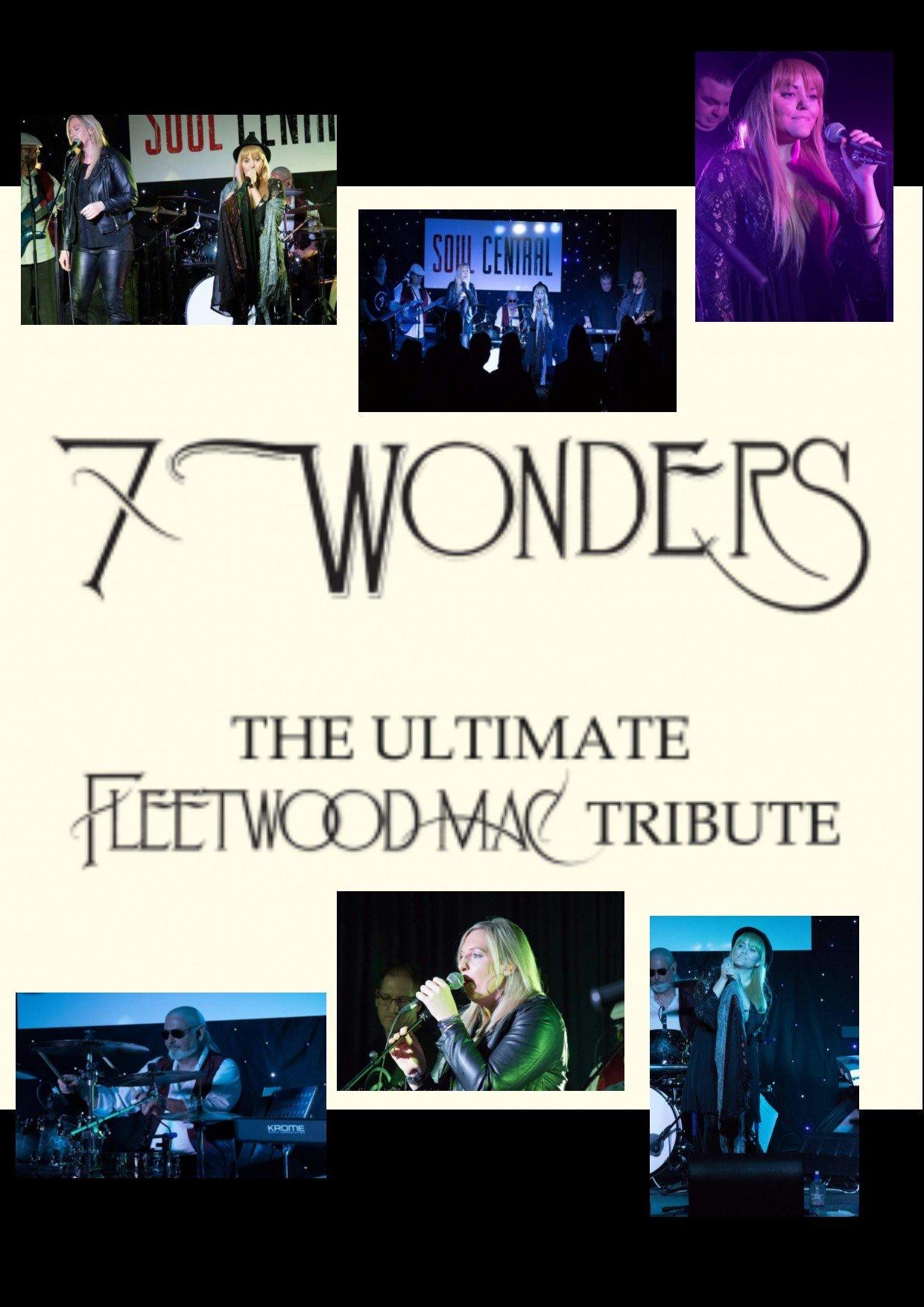 7 WONDERS FLEETWOOD MAC TRIBUTE