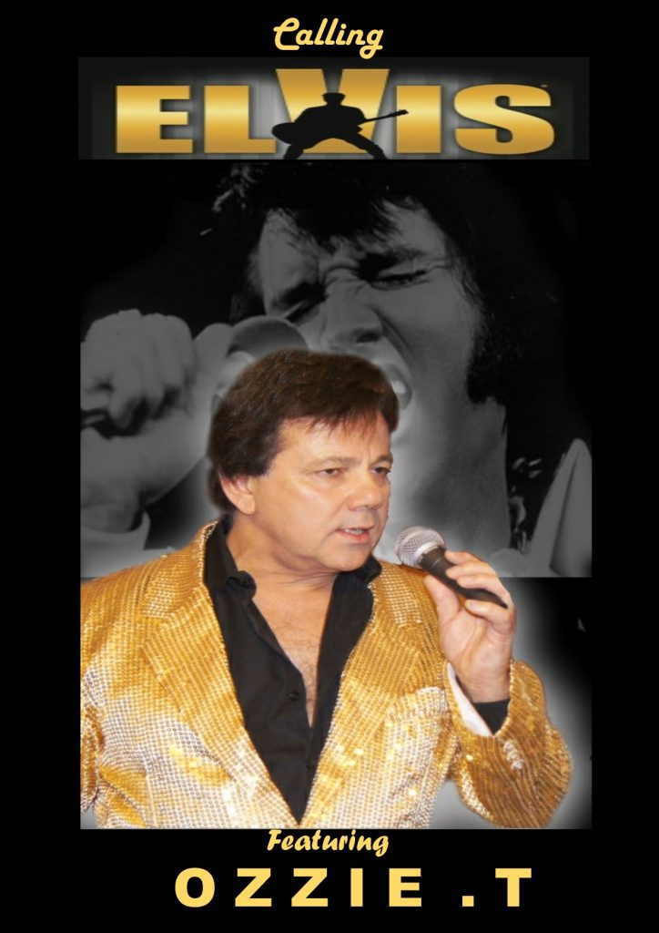 Ozzie T - Calling Elvis